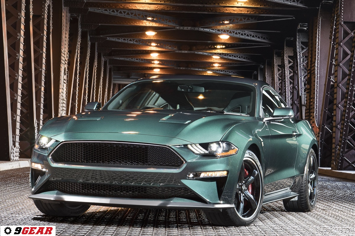 2019 ford mustang bullitt limited edition 5 0 liter v8 475 horsepower car reviews new car. Black Bedroom Furniture Sets. Home Design Ideas