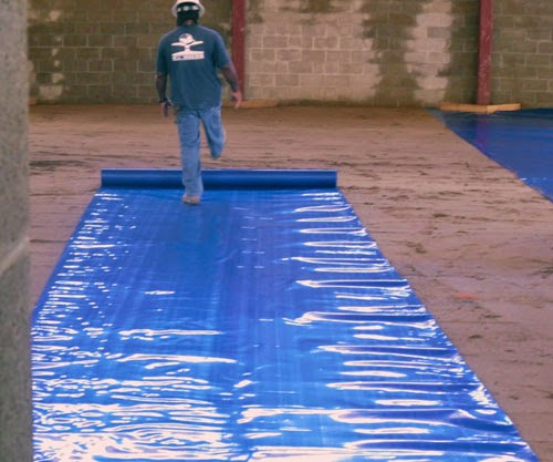 Viper Ii Your Solution To Under Slab Vapor Barriers