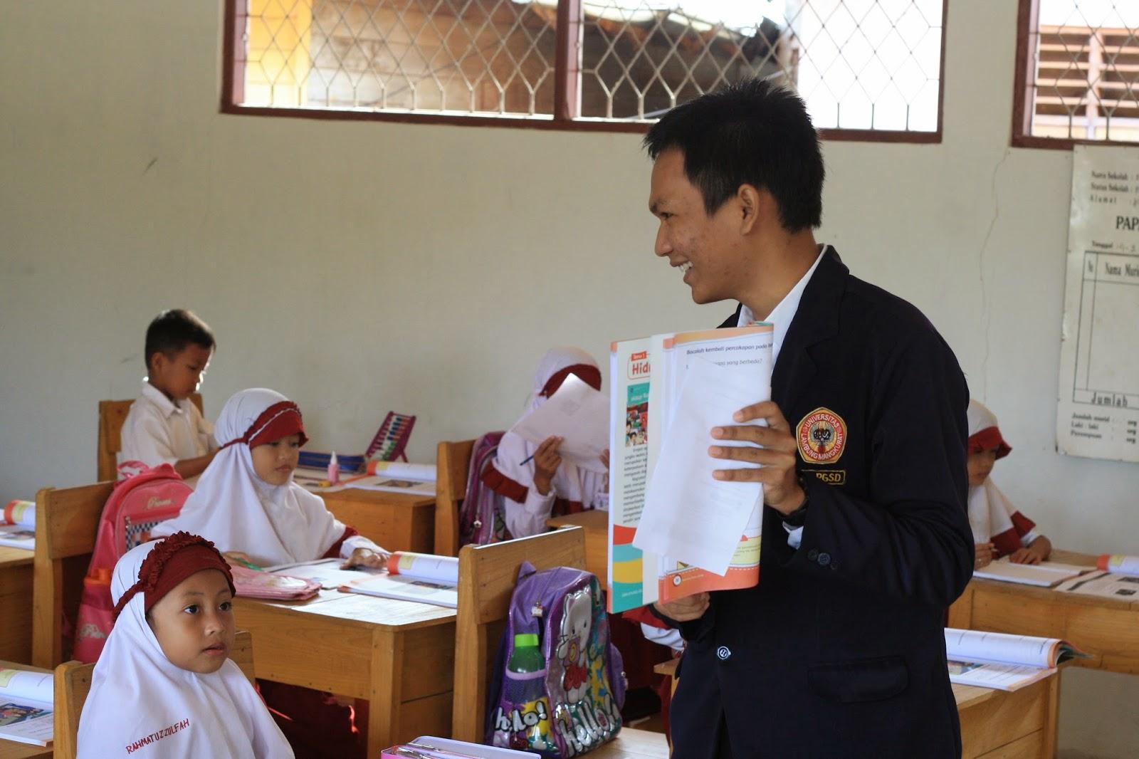 pengelolaan murid sekolah dasar