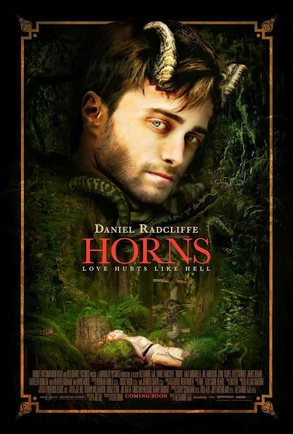 ตัวอย่างหนังใหม่ : HORNS (คนมีเขา เงามัจจุราช) ซับไทย poster