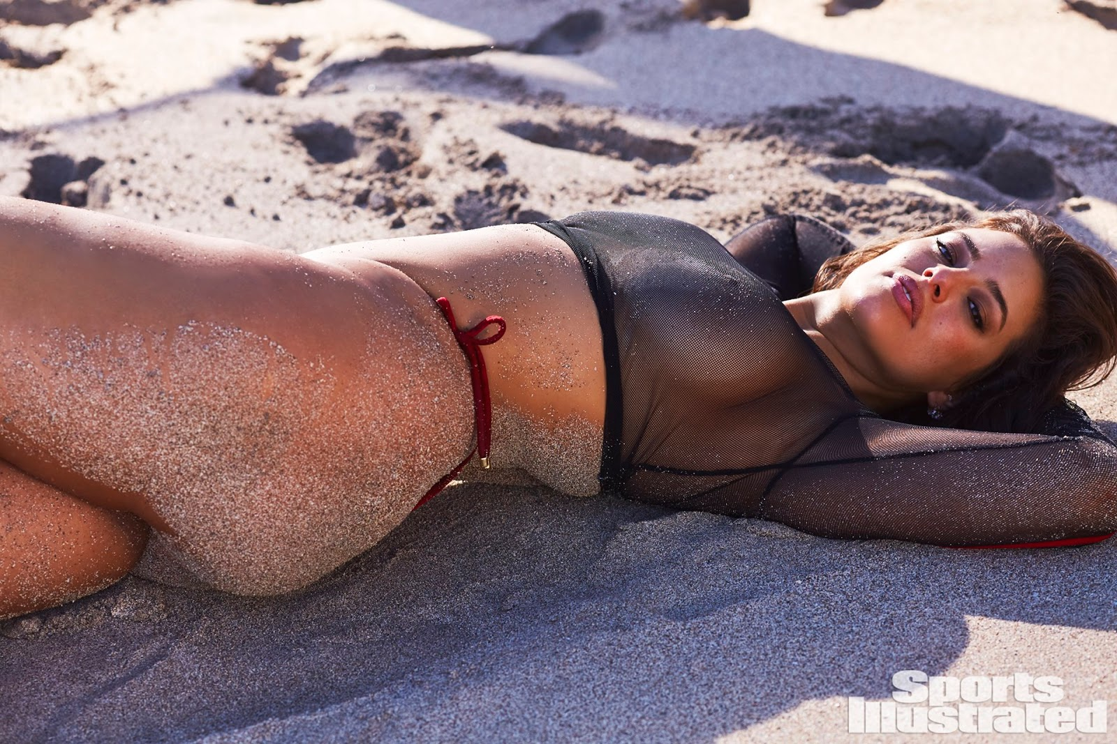 Ashley Graham 2018 SI Swimsuit Photos