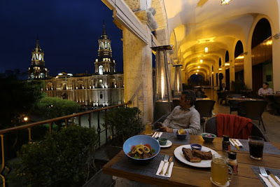 Casa Andina Arequipa, hospedaje en Arequipa, donde dormir en Arequipa