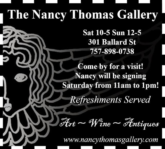 NANCY THOMAS GALLERY ONLINE: November 2013