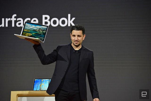 Microsoft chính thức ra mắt Surface Book i7, hiệu năng và pin gấp đôi, giá 2400 USD