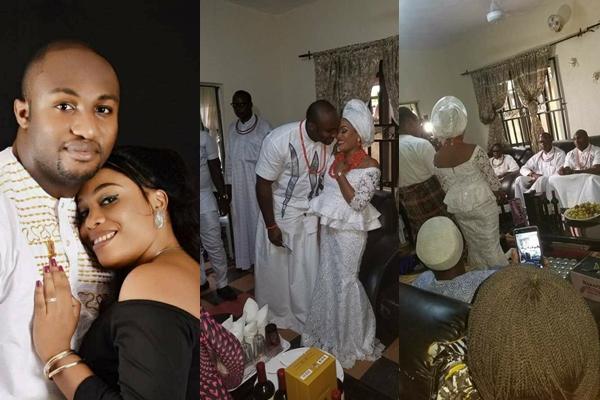 Oba Of Benin Son's Wedding Introduction In Edo State