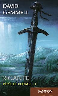 Rigante, tome 1 - L'épée de l'orage (David Gemmell)