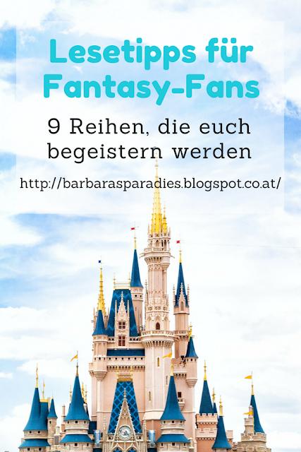 Lesetipps für Fantasy-Fans: 9 Reihen, die euch begeistern werden