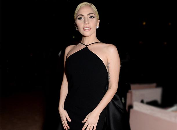 Lady Gaga Attends The British Fashion Awards 2016
