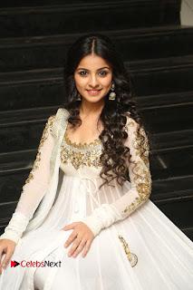 Telugu Actress Mahima Makwana Stills in White Desginer Dress at Venkatapuram Movie Logo Launch  0178.JPG