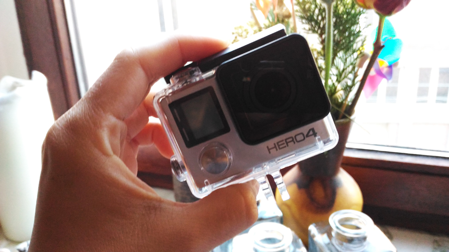 go pro hero 4 vlogger blogger