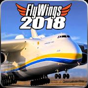 Flight Simulator 2018 FlyWings - VER. 2.2.77 All Unlocked MOD APK