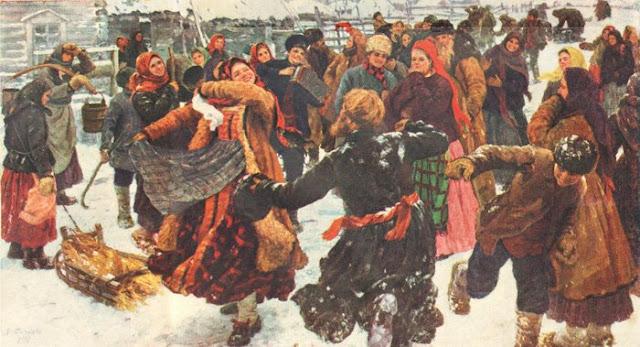Máslenitsa, el festival primaveral de Rusia