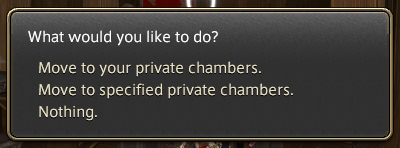 FFXIV Guide] Private Chambers (Patch 2 3)   Final Fantasy