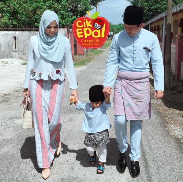 Hari Raya Pertama 2017 Dan Butang Baju Melayu Wak Doyok Rm 33k