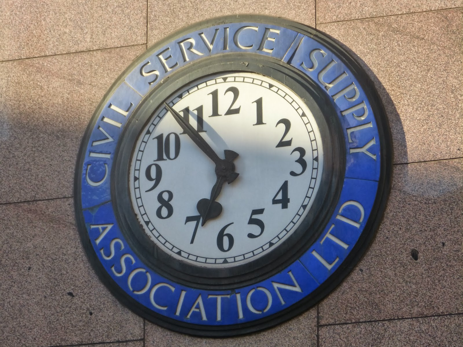 Clock This January 2014
