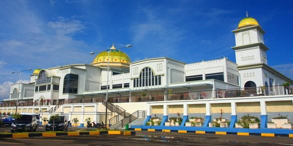 Bandara Sultan Iskandar Muda Aceh