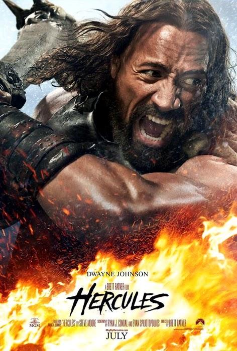 Poster oficial Hercules
