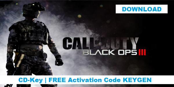 Black Ops III steam code, Black Ops III xbox 360 code, Black Ops III xbox one code, Black Ops III ps3 code, Black Ops III ps4 code