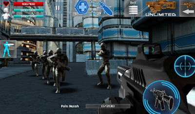 Enemy Strike v1.6.9 Mod Apk-screenshot-1