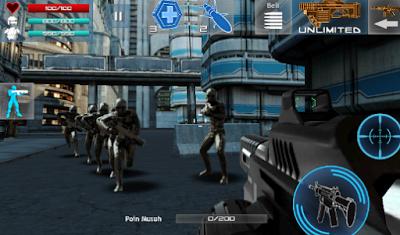 Enemy Strike v1.6.9 Mod Apk-screenshot-1