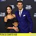 Cristiano Ronaldo feliz por su cuarto hijo con su novia Georgina Rodríguez