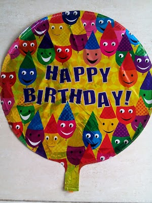 Balon Foil Dekorasi Happy Birthday (FD HB02)