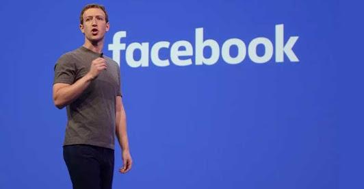 """Rombak Facebook """"News Feed"""" Mark Zuckerberg Alami Kerugian Rp 44 Triliun"""