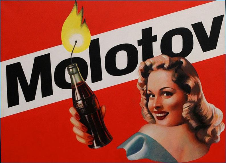 como hacer un coctel molotov