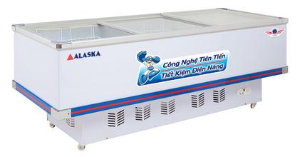 Bán tủ đông, tủ mát Alaska giá rẻ tại kho