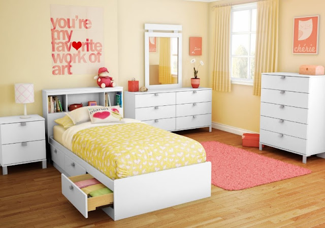 Images Of Teenage Girl Bedrooms