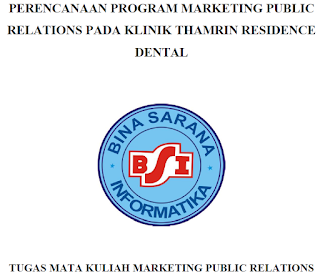 program mpr, program marketing publuc relations, marketing pr