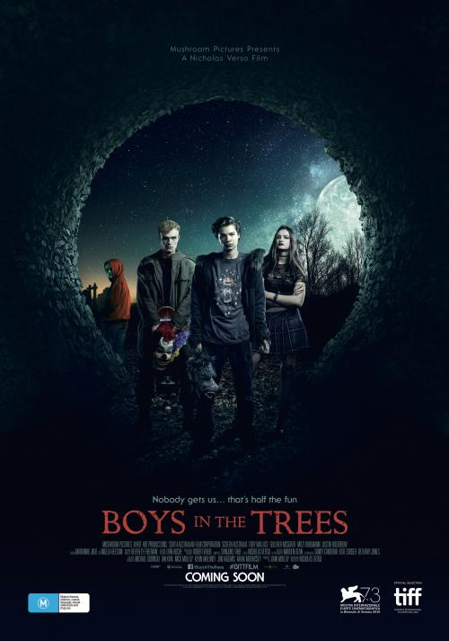 Boys in the Trees [2016] [DVDR] [NTSC] [CUSTOM HD] [Subtitulado]