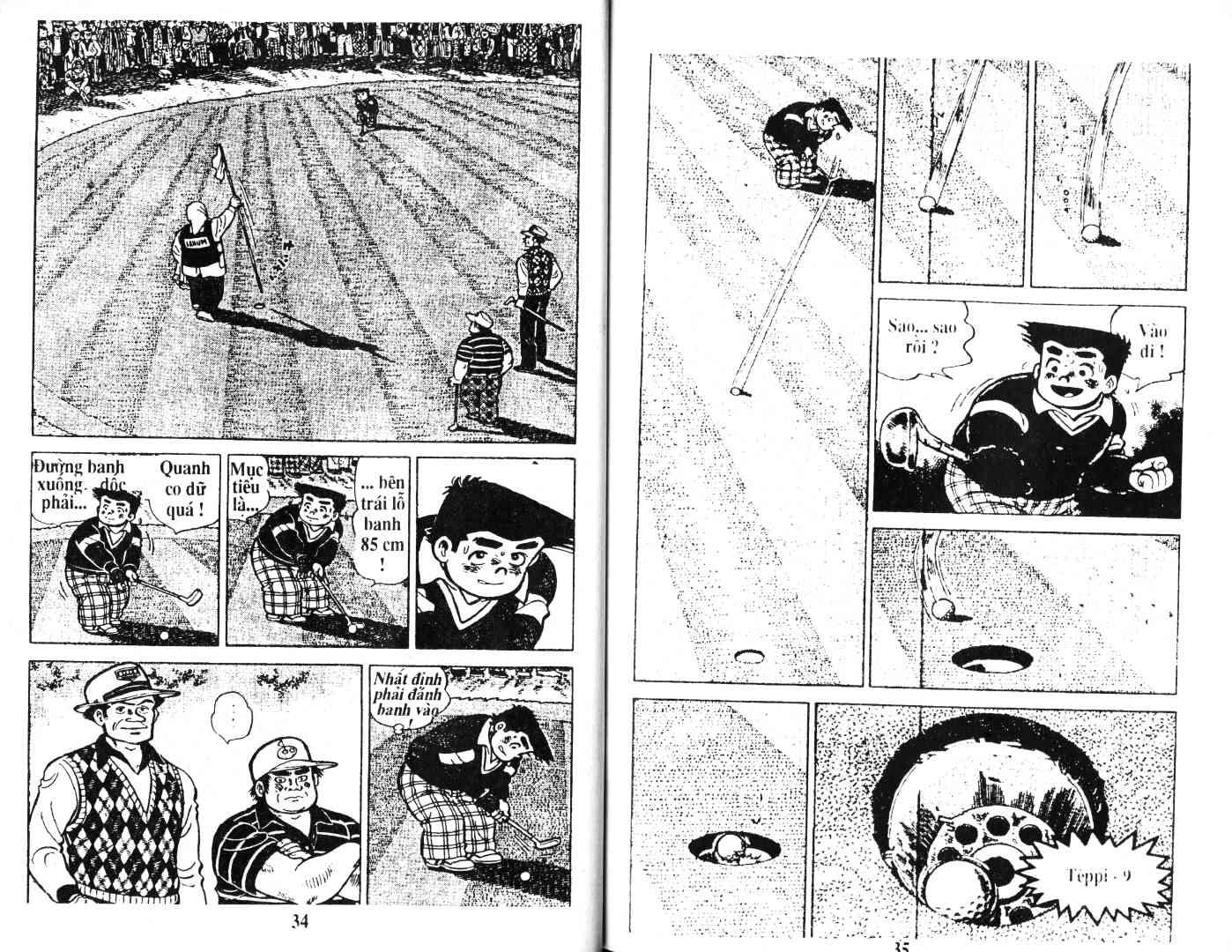 Ashita Tenki ni Naare chapter 40 trang 15
