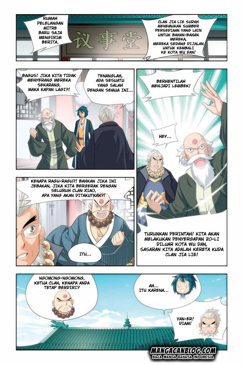 Battle Through Heaven Chapter 18-10