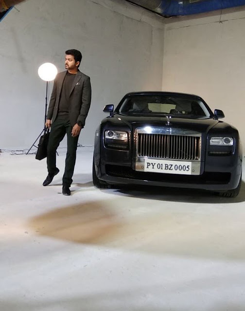 Vijay Thalapathy 62 Pic