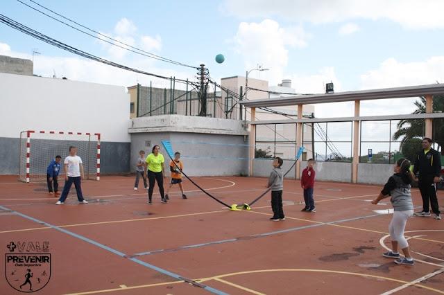 voleibol arucas