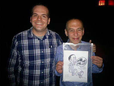 Amir Avni, Gilbert Gottfried