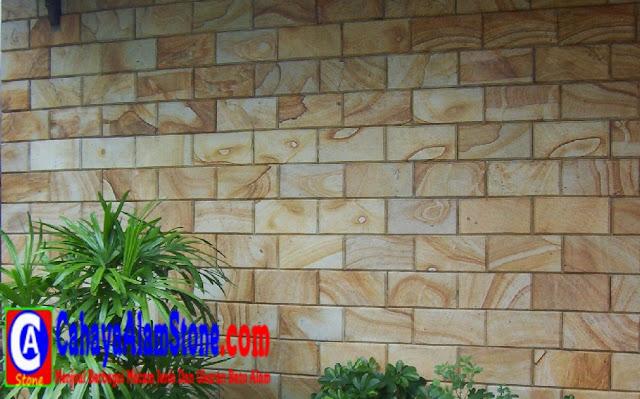 Pilihan Model Batu Alam Untuk Dinding Terbaru