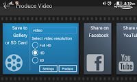 Best video video editor for android CyberLink PowerDirector