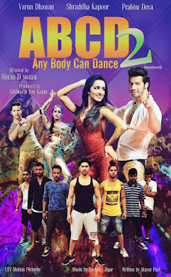 Abcd 2 2015 Hindi DVDScr 700mb BESt