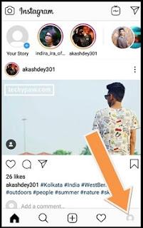 Logout of Instagram Logout of Instagram