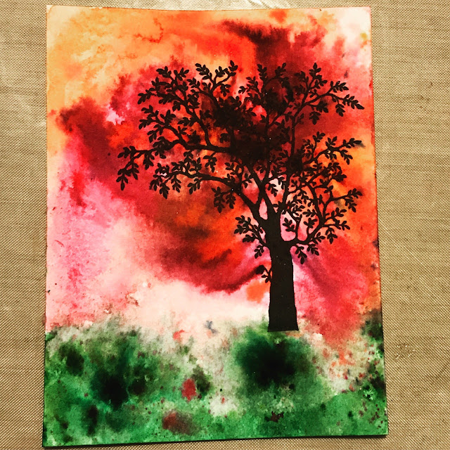 Ken_Oliver_Color_Burst_Crystal_Tree_Card_Stamped