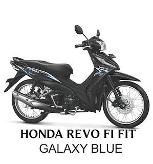 Sepeda Motor Revo FI 4