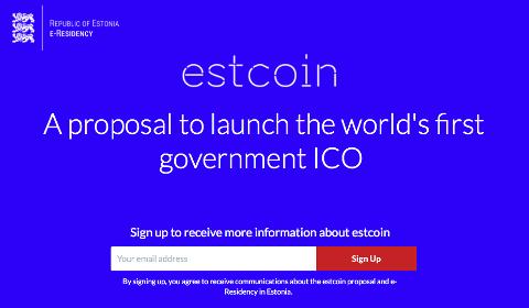 Proposition de lancement de l'Estcoin