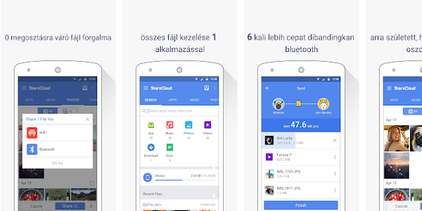 Aplikasi ShareCloud