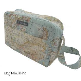bolsa de carrito y hospital bebé mapamundi blog mimuselina la maleta del bebé para el hospital