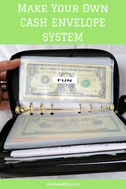 Make Your Own Cash Envelope System