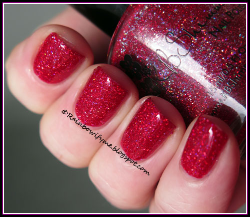KBShimmer ~ Deck the Claws