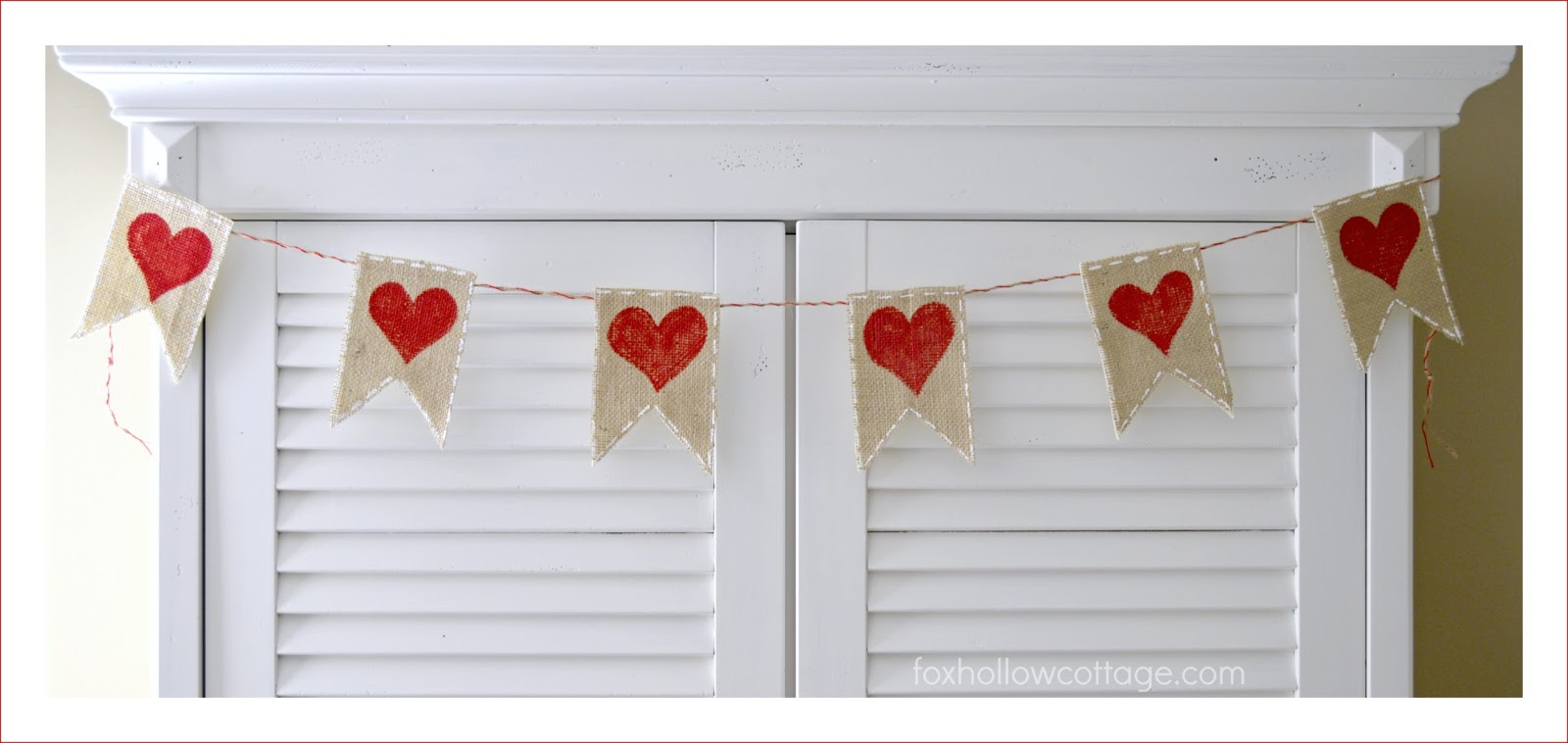 Do It Yourself Home Design: 15 Do-it-Yourself Valentine's Day Banners