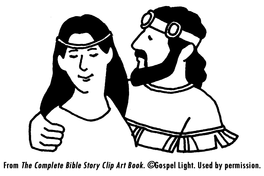 Primary Old Testament: Lesson 30: King David and Bathsheba